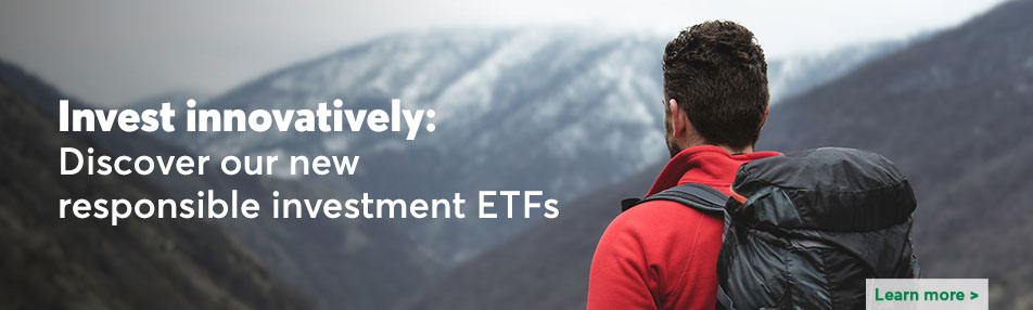 Invest innovatively: Discover our new responsible investment ETFs