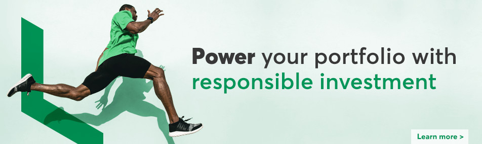 Power your portfolio with Desjardins' responsible investment solutions.